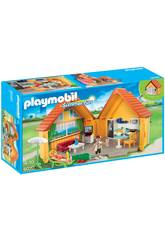 Playmobil Maison de Vacances Mallette