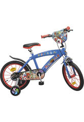 Bicyclette YO-KAI-WATCH 16''