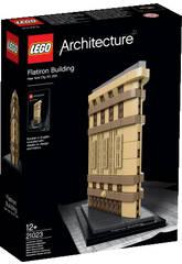 Lego Architettura Edificio Flatiron