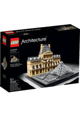 Lego Arquitecture Louvre