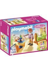 Playmobil Chambre de Bébé avec Berceau 5304