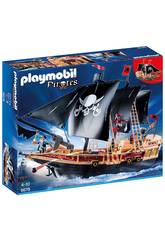 Playmobil Bâteau Piratetorche