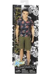 Figurine Ken Fashionista Mattel DGY66