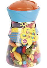 Po Beads Boules Bocal 300 Pièces