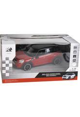 Mini Cooper S Radiocomandata scala 1:14 4 Funzioni