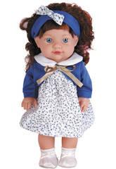 Puppe 36 cm. Vinyl