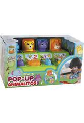 Pop-Up Tiere