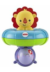 Fisher Price Mascotas Baño Divertido Mattel BFH74