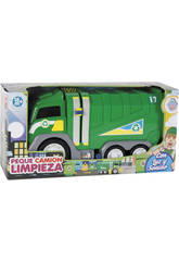 Camion de Nettoyage Lumières et Sons