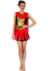 Disfraz Gladiadora para Mujer Talla L