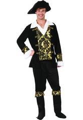 Déguisement Pirate pour Homme Taille XL
