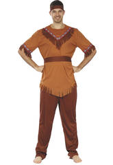 Disfraz Indio Hombre Talla XL