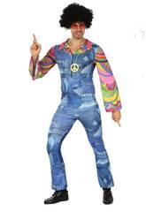Costume Hippy Jeans per Uomo XL