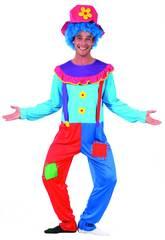 Disfraz Payaso para Hombre Talla XL