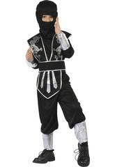 Disfraz Guerrero Ninja Niño Talla S