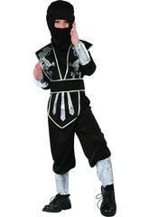 Disfraz Guerrero Ninja Niño Talla XL