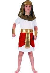 Costume Faraone Ragazzo M