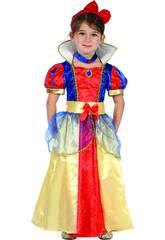 Costume Principessa delle Fiabe Bimba S