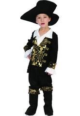 Disfraz Pirata Bebé Talla S