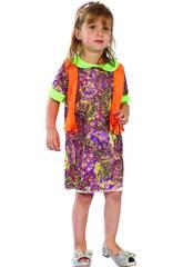 Costume Hippy Bimba S
