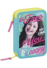 Astuccio doppio 34 pezzi Soy Luna Be Free