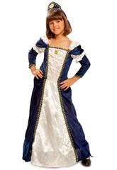Disfraz Niña M Dama Medieval