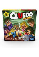 Cluedo Junior Tischset HASBRO GAMING C1293
