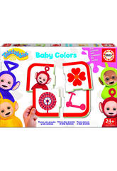 Educa Baby Color Teletubbies