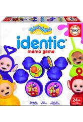 Baby & Identic Memo Teletubbies