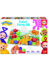 Color Form 3D Teletubbies