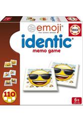 Identic Emoji 110 Cartas