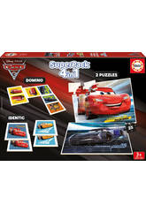 SuperPack 4 in 1 Disney Pixar Cars 3