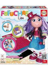 Fofucha Lisa Pop Star