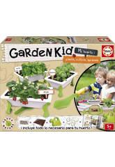 Garden Kid Huerto Urbano Fresa-Menta-Albahaca