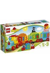 Lego Duplo Tren de los Números 10847