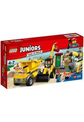 Lego Juniors Le Chantier de Démolition