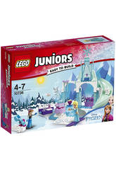 Lego Juniors L'Aire de Jeu d'Anna et Elsa