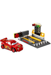 Lego Juniors Le Propulseur de Flash McQueen