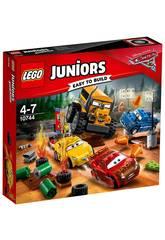 Lego Juniors Le Super 8 de Thunder Hollow