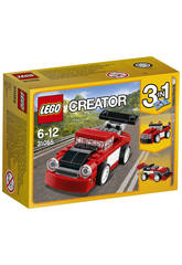 Lego Creator Sportive Rouge