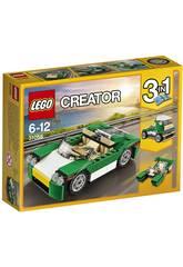 Lego Creator Décapotable Vert