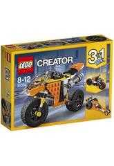 Lego Creator Gran Moto De Route