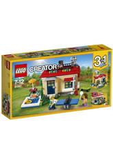 Lego CreatorCasa Modular Con Piscina 31067