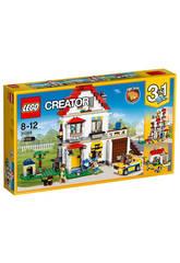Lego Creator Villa Familiar Modular 31069