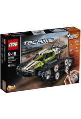 Lego Technic Le Bolide sur Chenilles Télécommandé