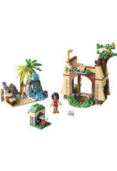 Lego Princesses Aventure Dans l'Île de Vaiana