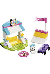 Lego Friends Le Spectacle des Chiots