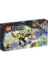 Lego Elves Dragón Malvado del Rey de los Duendes 41183