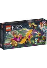 Lego Elfen Azari und Die Flucht aus dem Goblin Wald 41186