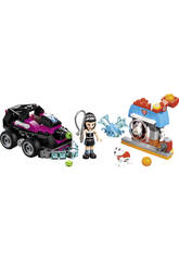 Lego DC Super Hero Girls Il Carro Armato di Lashina